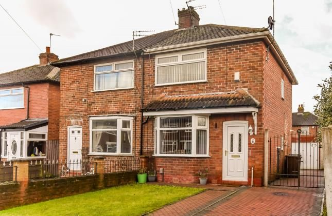 Front of Beverley Avenue, Denton, Manchester, Greater Manchester M34