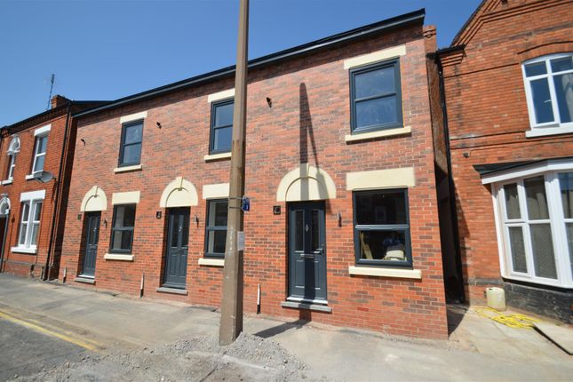 Thumbnail End terrace house for sale in Salisbury Street, Long Eaton, Nottingham