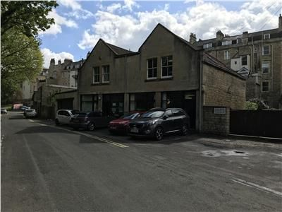 Thumbnail Office for sale in 3-6 Henrietta Mews, Bath, Somerset BA26Lr
