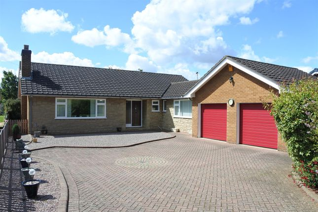 Thumbnail Detached bungalow for sale in Barrowby Road, Grantham