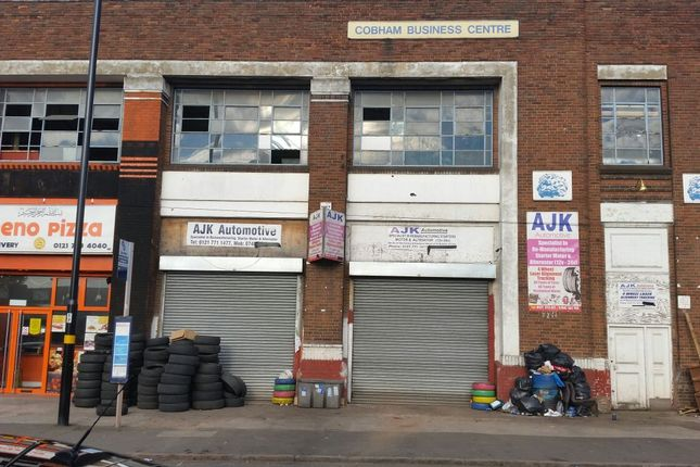Thumbnail Retail premises for sale in Cobham Road, Bordesley Green