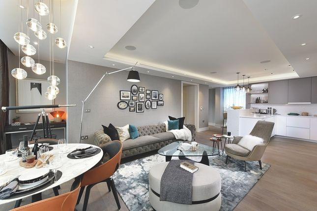 Thumbnail Flat for sale in 5.03 Aurora 250 City Road, London