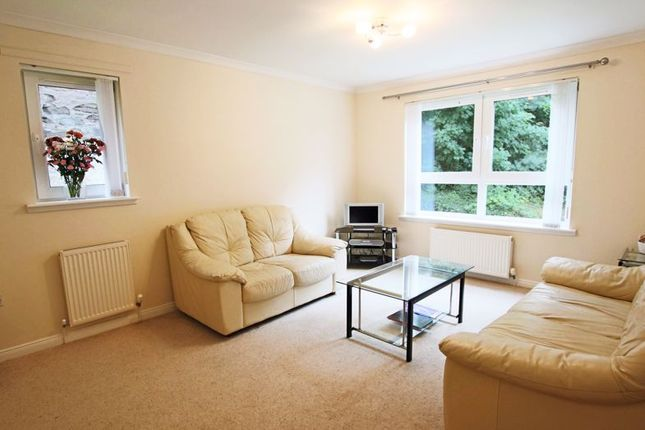 Living Room of Alastair Soutar Crescent, Invergowrie, Dundee DD2
