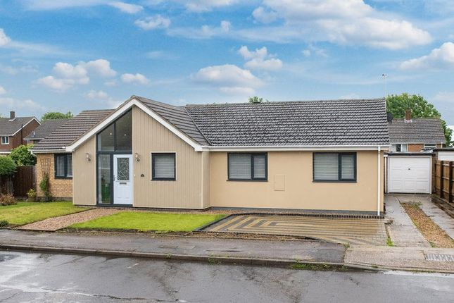 Thumbnail Detached bungalow for sale in Sutherland Grove, Bletchley, Milton Keynes