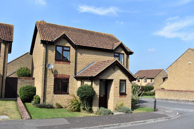 Thumbnail Detached house for sale in Thrift Close, Stalbridge, Sturminster Newton