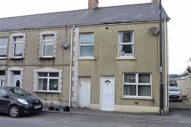 End terrace house for sale in Penybanc Road, Ammanford