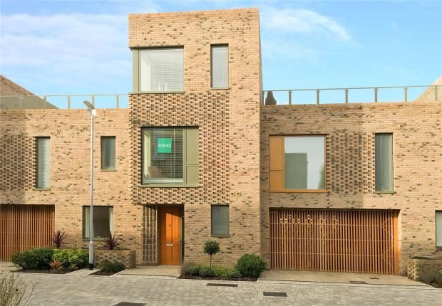 Thumbnail Link-detached house for sale in Park Residence At Abode, Great Kneighton, Cambridge
