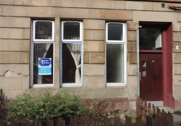 Thumbnail Flat for sale in 0/1, Annette Street, Glasgow, Lanarkshire