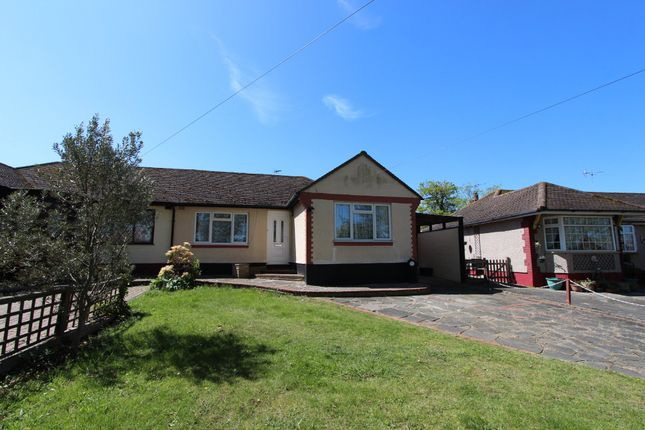 Thumbnail Semi-detached bungalow for sale in Eastwood Old Road, Leigh-On-Sea