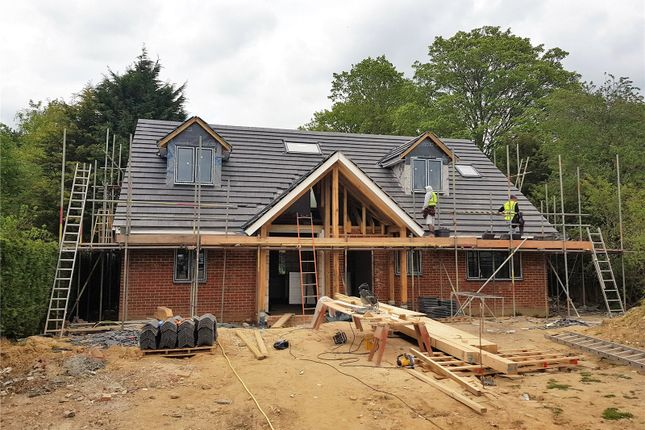 Thumbnail Detached house for sale in New Build, New Road, Pamber Green, Tadley
