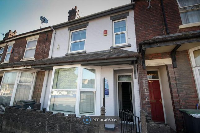Thumbnail Terraced house to rent in King Street, Stoke-On-Trent