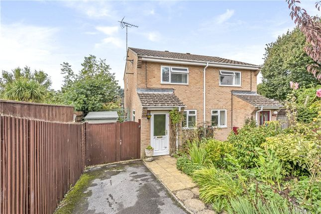 2 bed semi-detached house for sale in Queens Walk, Lyme Regis, Dorset DT7