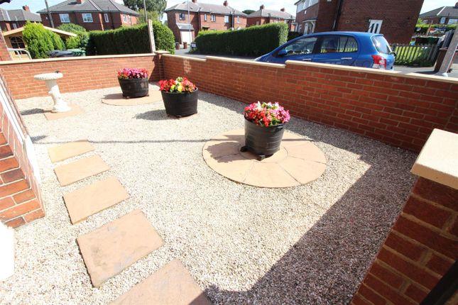 Front Garden of The Crescent, Garforth, Leeds LS25