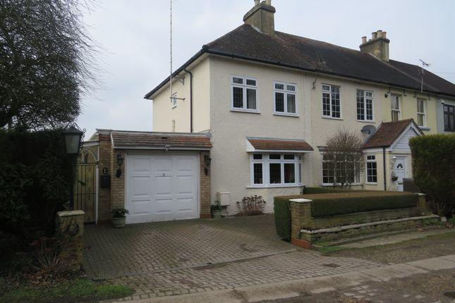 Thumbnail End terrace house for sale in Ellenbrook Lane, Hatfield