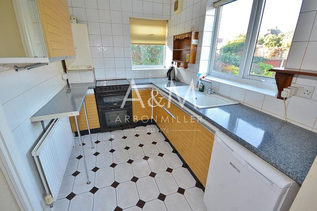 Thumbnail Semi-detached bungalow to rent in Ashley Avenue, Ilford