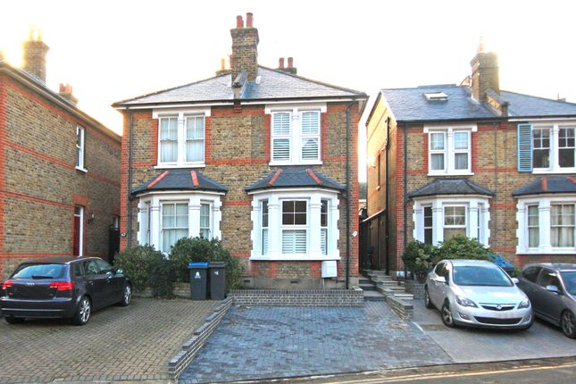 Thumbnail Semi-detached house to rent in The Bittoms, Kingston Upon Thames