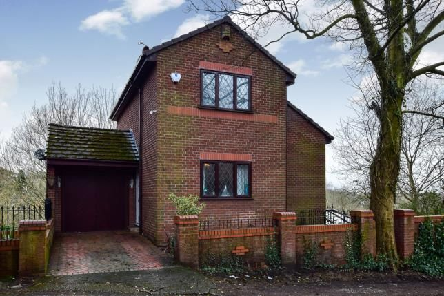 Thumbnail Detached house for sale in Woodend Lane, Hyde, Greater Manchester, United Kingdom