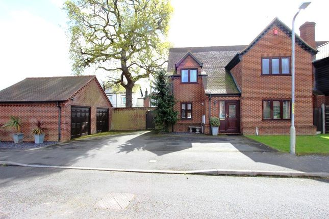 4 bed detached house for sale in Warden House Mews, Deal