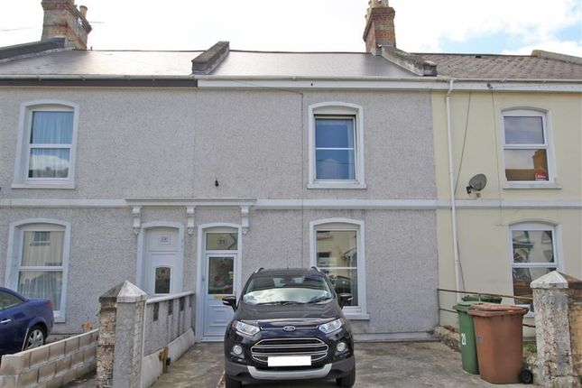 Thumbnail Terraced house for sale in Clyde Street, Ford, Plymouth
