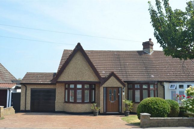 Thumbnail Semi-detached house for sale in Mead Way, Croydon