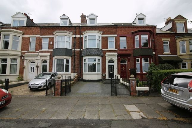 Thumbnail Terraced house to rent in Mowbray Road, South Shields