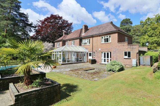 Thumbnail Detached house for sale in Netley Hill Estate, Southampton