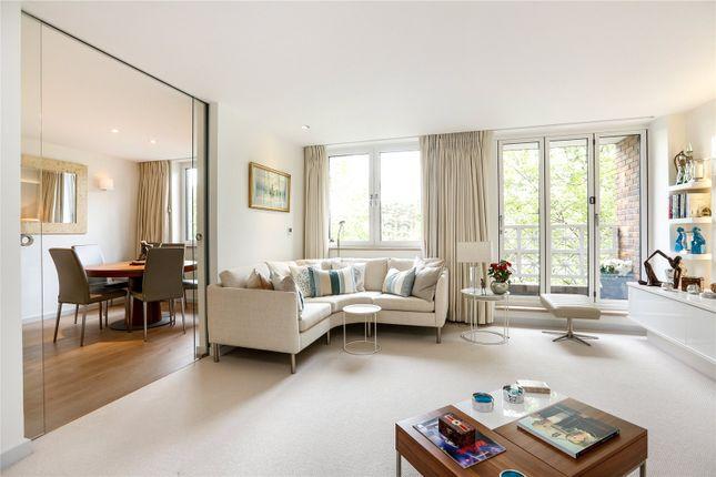 Thumbnail Flat for sale in Boleyn Lodge, 2 Marryat Road, London
