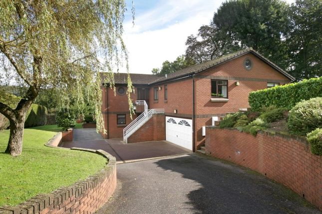 Thumbnail Detached bungalow for sale in Sidmount Gardens, Sidmouth, Devon
