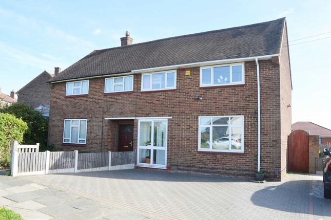 3 bed semi-detached house for sale in Dunstable Road, Harold Hill, Romford