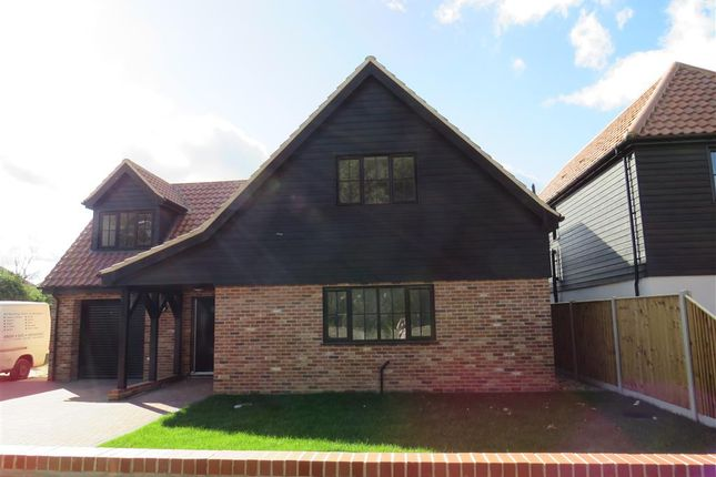 Thumbnail Detached house for sale in Butt Lane, Burgh Castle, Great Yarmouth