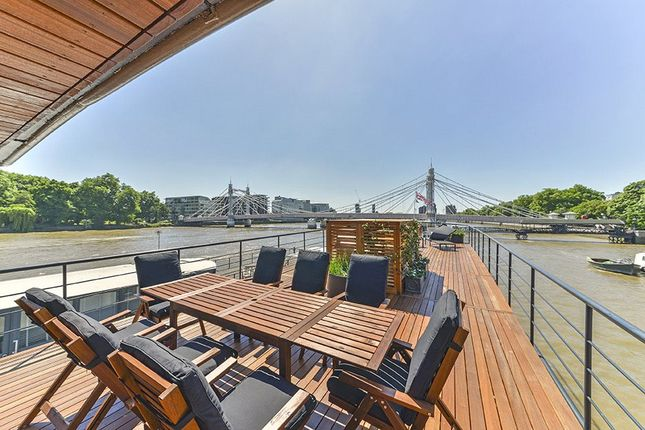 Thumbnail Property for sale in Cadogan Pier, Chelsea