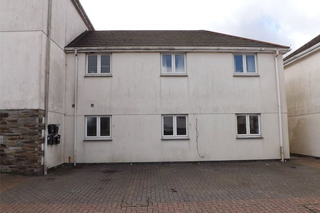 Thumbnail Flat to rent in Springfields Apartments, Station Road, Bugle, St Austell