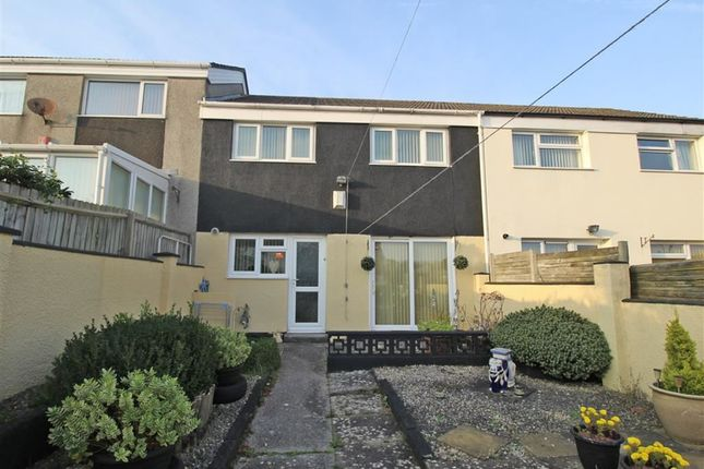 Thumbnail Terraced house for sale in Bigbury Walk, Leigham, Plymouth