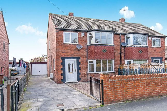 Thumbnail Semi-detached house to rent in Wakefield Road, Swillington, Leeds
