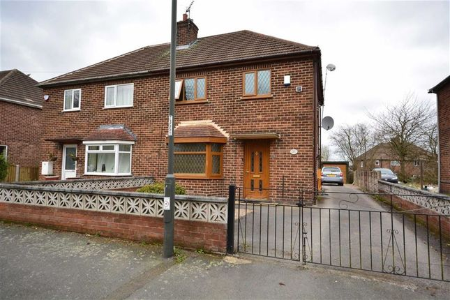 Thumbnail Semi-detached house for sale in Parkside, Somercotes, Alfreton