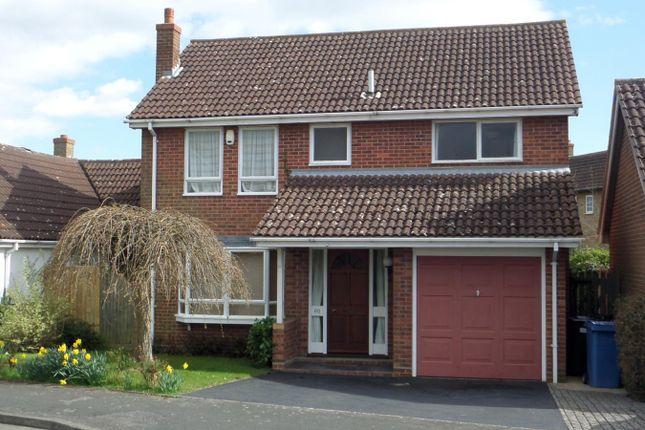 Thumbnail Detached house to rent in Bantocks Road, Great Waldingfield, Sudbury