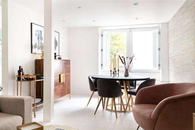 Thumbnail Terraced house to rent in Eglon Mews, Camden Town, London