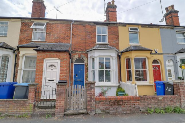 Thumbnail Terraced house for sale in Park Lane, Newmarket