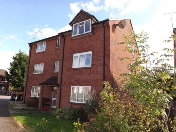 Thumbnail Flat for sale in Marney Road, Grange Park, Swindon