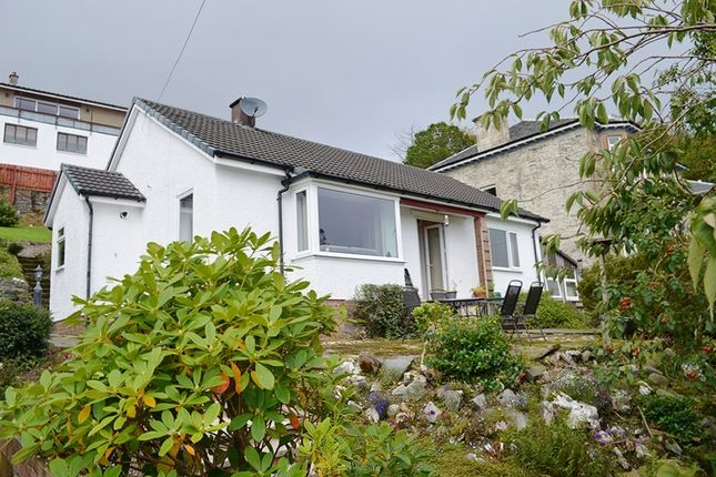 Thumbnail Bungalow for sale in 20 North Campbell Road, Innellan, Argyll And Bute