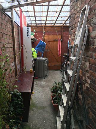 Yard/Storage Area