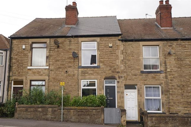 Terraced house for sale in Mansfield Road, Intake, Sheffield