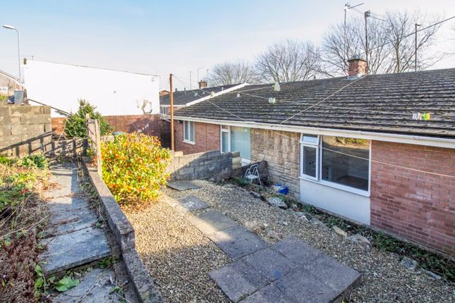 Thumbnail Semi-detached bungalow for sale in Chepstow Road, Newport, Ref#00005439