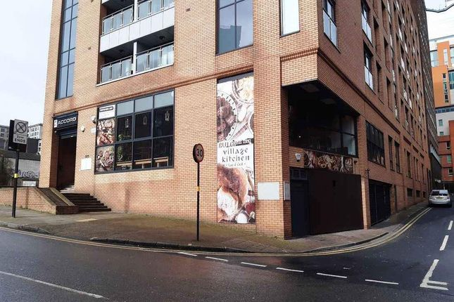 Thumbnail Restaurant/cafe to let in Suffolk Street Queensway, Birmingham