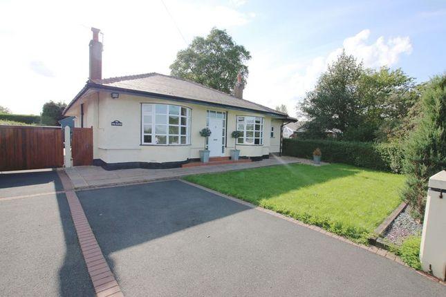 Thumbnail Detached bungalow for sale in Skip Lane, Hutton, Preston