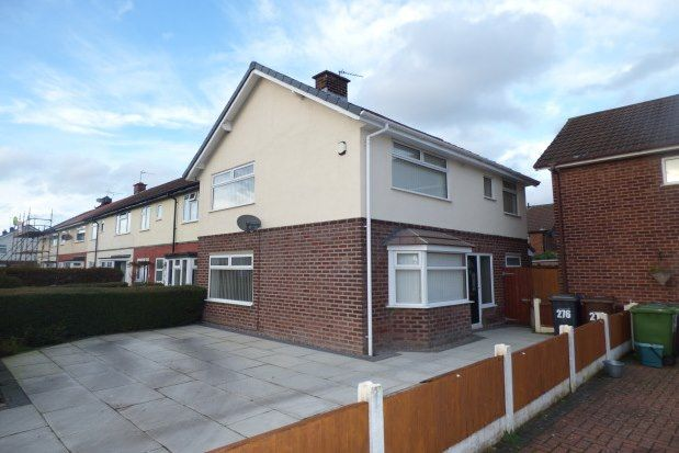 Thumbnail Property to rent in Moorhey Road, Liverpool