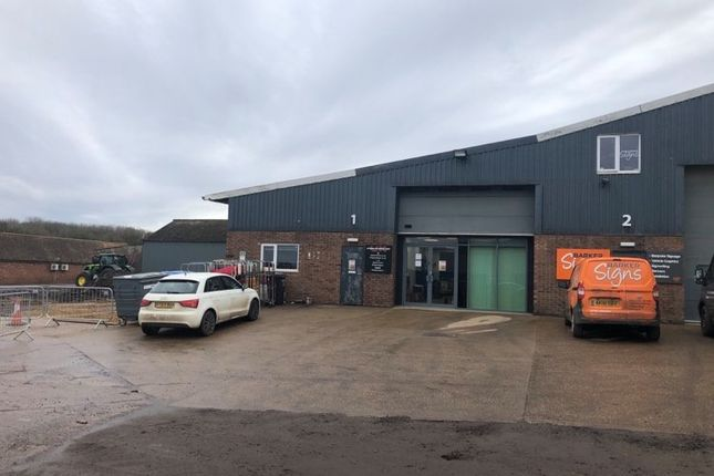 Thumbnail Light industrial to let in Ketton Road, Empingham, Oakham