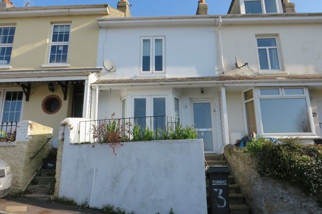 Thumbnail Cottage to rent in Roseacre Terrace, Brixham