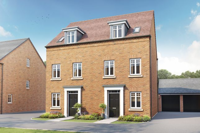 Thumbnail Semi-detached house for sale in Spa Road, Melksham, Wiltshire