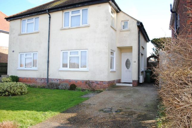 Thumbnail Flat to rent in Belgrave Avenue, Hunstanton